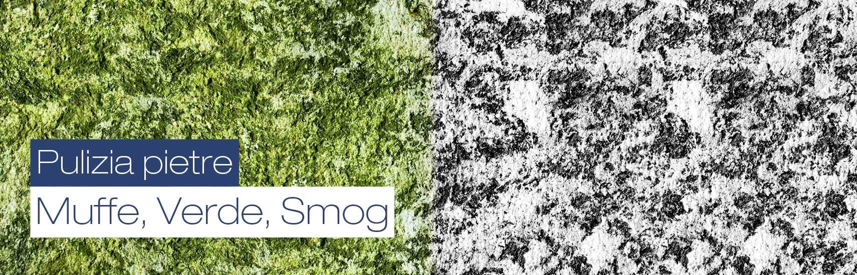 Muffe, Verde, Smog
